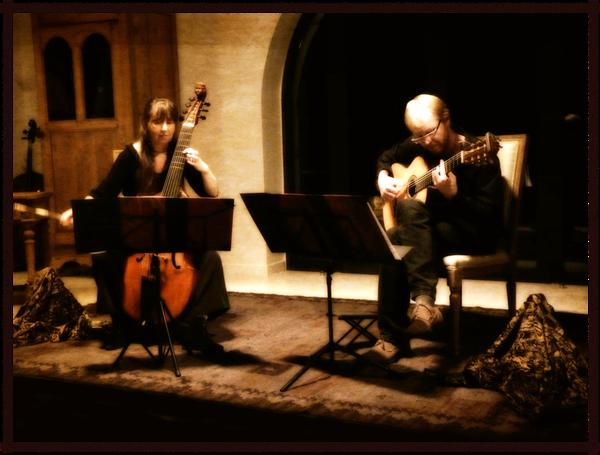 Un concert en la chapelle Notre Dame de Lorette, le 16 août 2014..