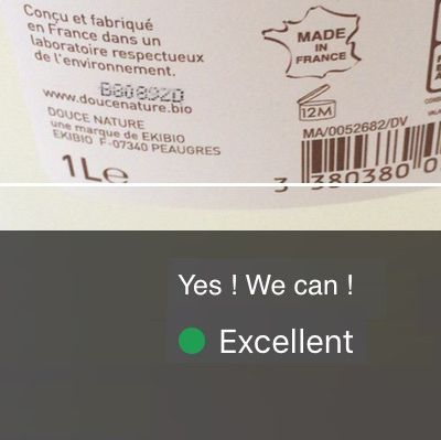 Yes, You Scan….