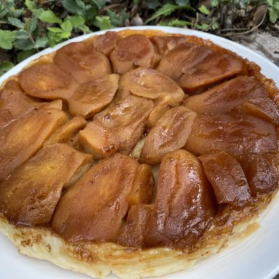 TARTE TATIN WEIGHT WATCHERS 8 💚💙💜
