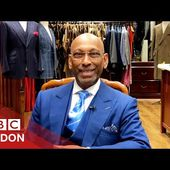 The world's finest tailors are changing their ways - BBC London