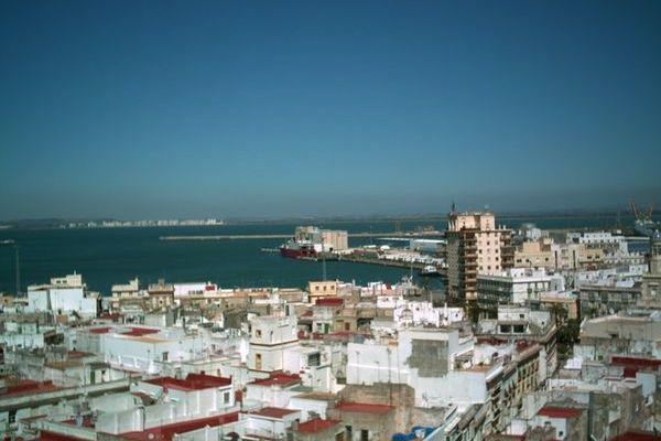 Cadix, Andalousie..