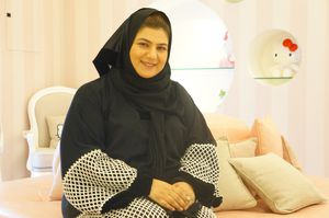 A Girl's Dream Come True. Interview with Fatima Sharaf, head and founder of the Hello Kitty Spa