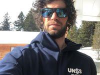 Médaille de Bronze aux Championnats du Monde ISF de ski alpin