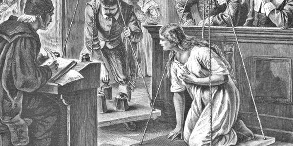 Procès en sorcellerie : tragique destin d'une « petite sorcière » au XVIIe siècle