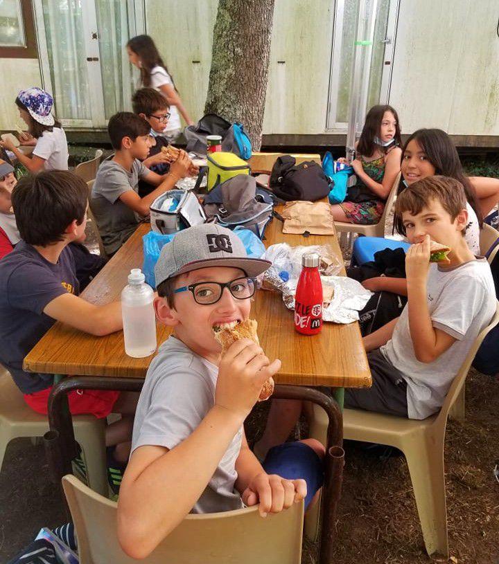 Camp Arcachon 2021 : Lundi 19 juillet