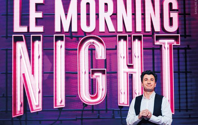 Les premières images du Morning Night de Michaël Youn sur M6 ! (Diaporama) #MorningNight