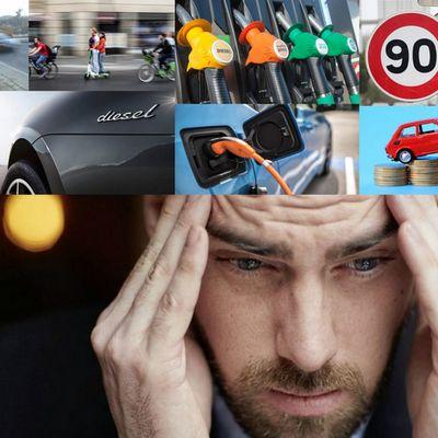 Les usagers de la route en ont marre !...
