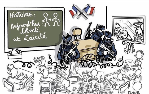 Sécurité et Libertés...  le retour.