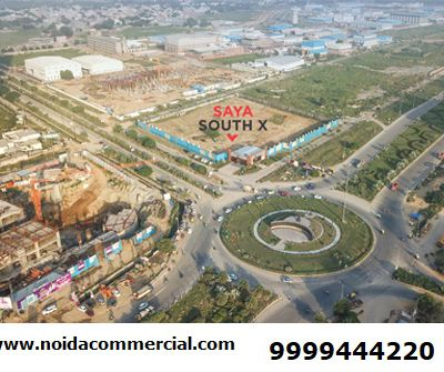 Saya South X Mall In Greater Noida West