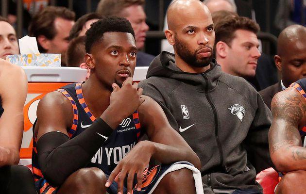 Les Knicks libèrent six joueurs et plus de 40 M$ sur la masse salariale NBA
