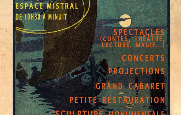 Festival de vieux gréements à l'Estaque