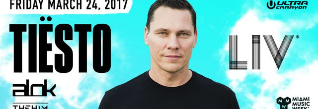 Tiësto photos | Liv | Miami, FL - march 24, 2017