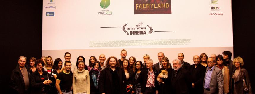 Faeryland, le film humaniste sur la cause animale projeté pour la Conférence des Nations-Unies sur le changement climatique (COP21)