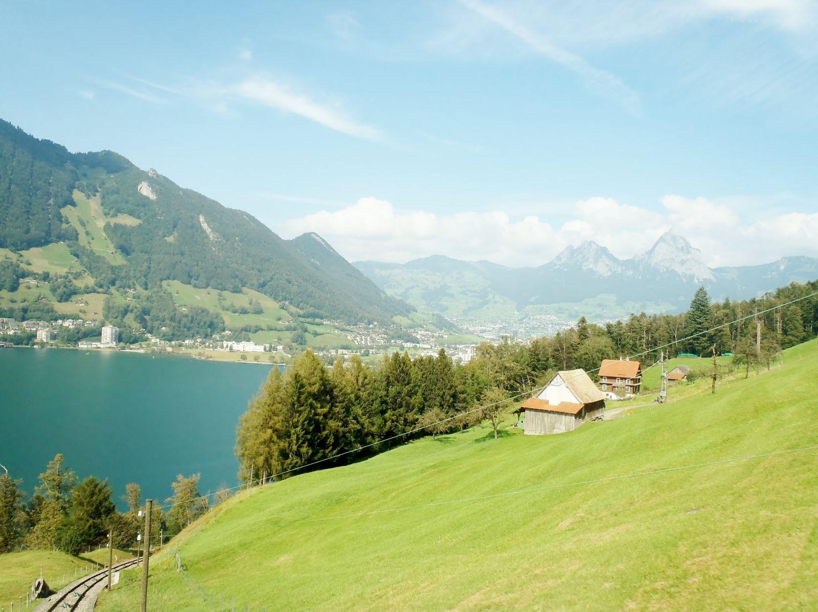 Ein Nachmittag am Vierwaldstätter See