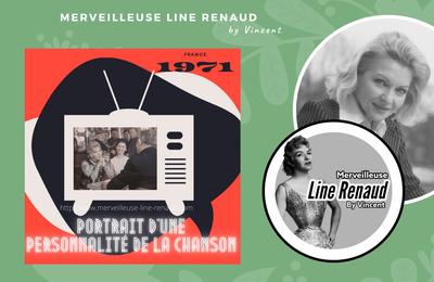 EMISSIONS TV: 1971 « Portrait d'une Personnalité de la Chanson » de Yves Lemenager (France)