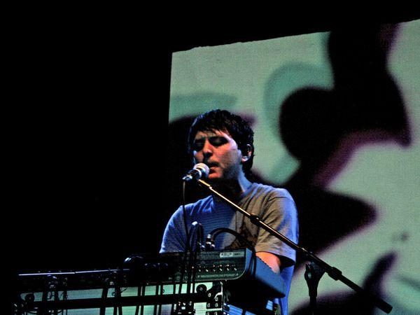 panda bear, un musicien expérimental américain membre du groupe animal collective