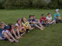 Camping Ohlain (04/08-08/08/2014)