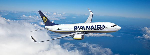 Ryanair july traffic grows 4% to 13.1m customers