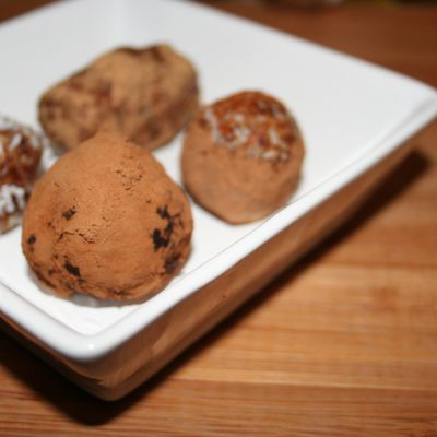 Fast & Awesome Raw Truffes