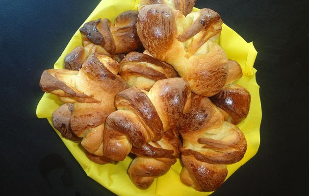 CROISSANTS THERMOMIX