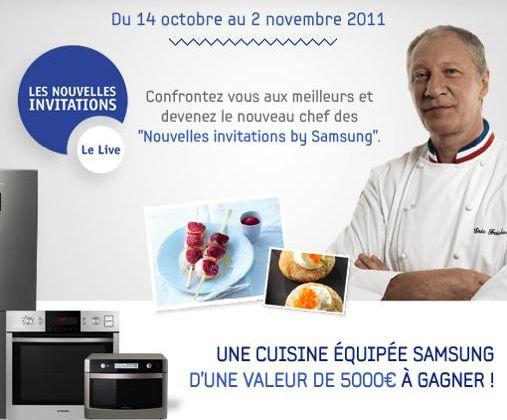 « Les Nouvelles Invitations, le Live » de Samsung : la Demi-finale