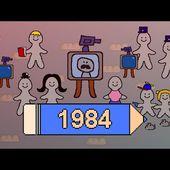 1984 de George Orwell résumé en 10 minutes !