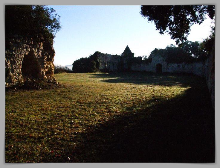 Diaporama château de Pardaillan - Beaucaire