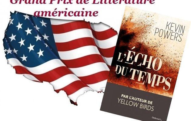 Le Grand prix de littérature américaine pour Kevin Powers