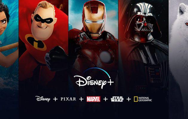 Streaming : Disney+ finalement repoussée au 7 avril prochain