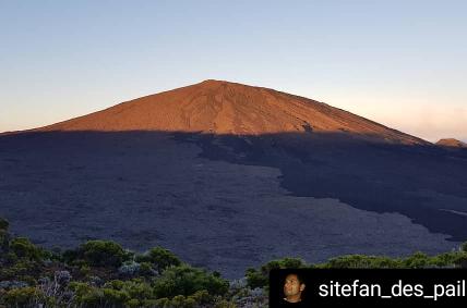 Flanc Sud Du Volcan 🌋