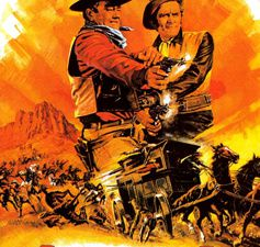 La Caravane de feu de Burt Kennedy