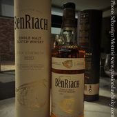 The BenRiach Cask Strength Batch 2 - Passion du Whisky