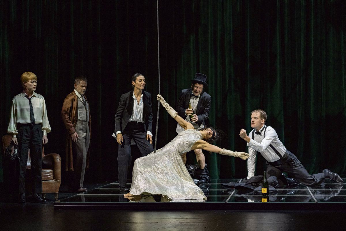 Comme tu me veux (Pirandello, Théâtre Odéon)