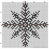 Snowflake 2: Free Pattern for your Winter Decor