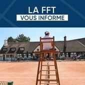 Reprise de la compétition en vue | Fédération française de tennis