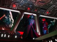 Star Wars: Rise of the Resistance © Disney