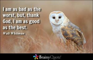 From brainy quote