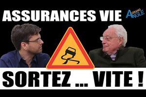 Charles Gave vous alerte sur les dangers de laisser votre argent dans des assurances vie en fonds euro (elles le sont TOUTES). Dans le meilleur des cas, vous allez vous appauvrir, mais le pire est à venir!