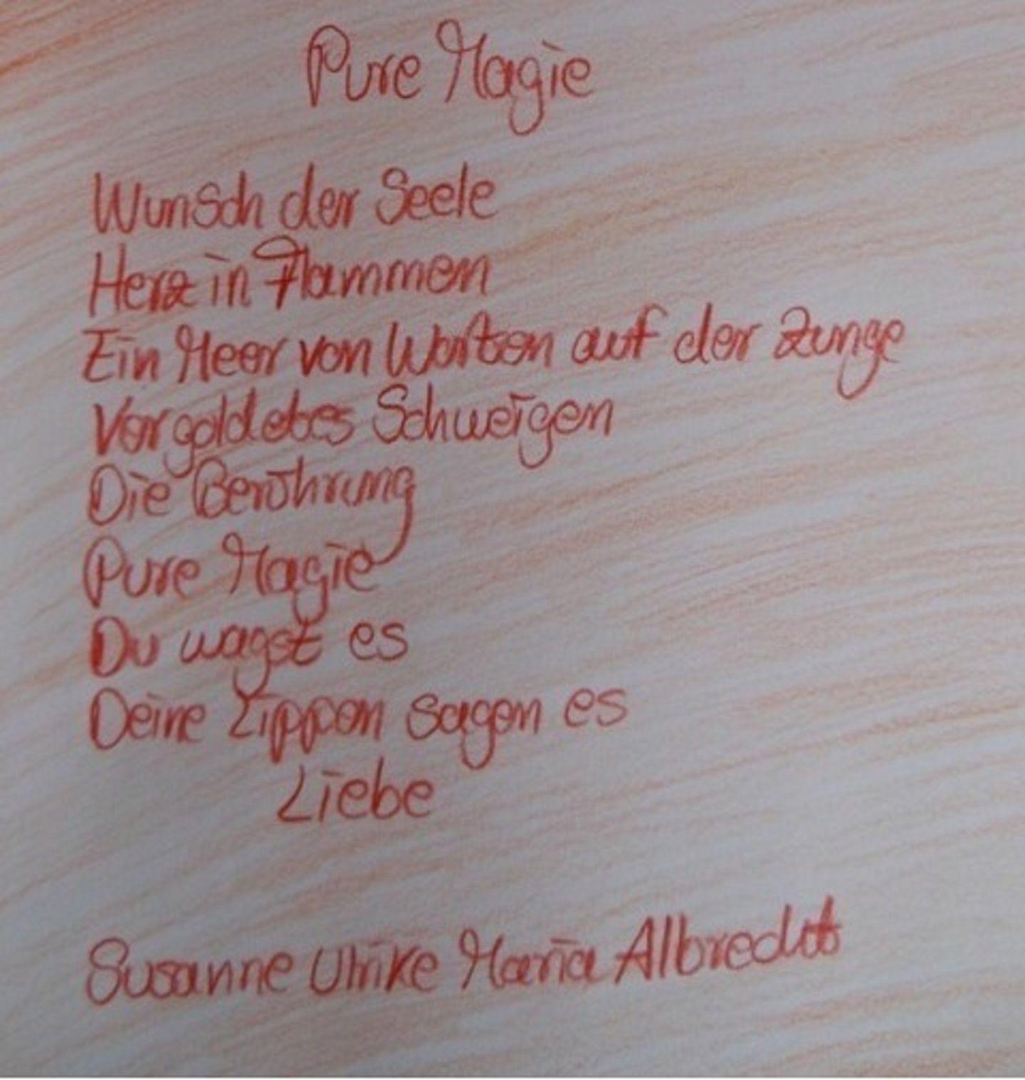 Wunder gehen in Erfüllung von Susanne Ulrike Maria Albrecht