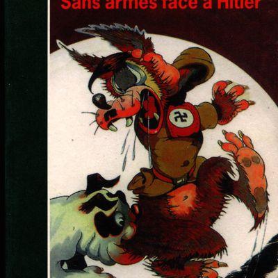 Sans armes face à Hitler, de Jacques SEMELIN