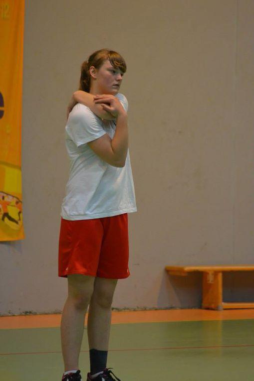 Photos stage de Handball