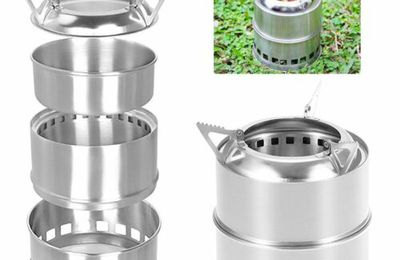 Outdoor camping survival stoves