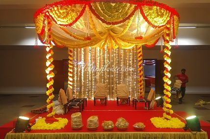 Let The Speciality Of Wedding Décor Express Your Internal Joy!