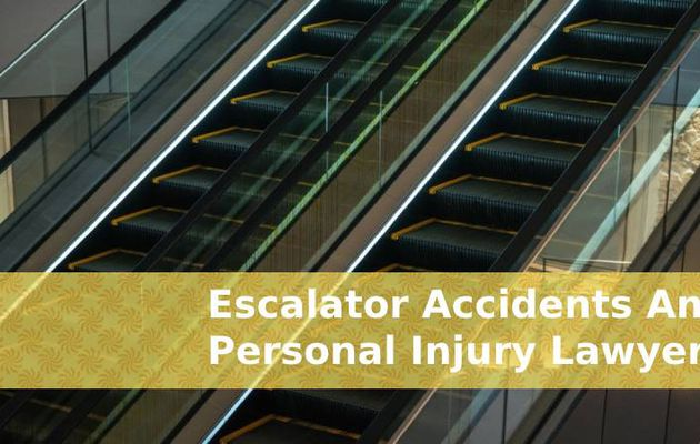 Escalator Accidents And Personal Injury Lawyers