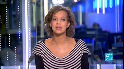 2013 01 16 - PAULINE SIMONET - FRANCE 24 - PARIS DIRECT @23H00