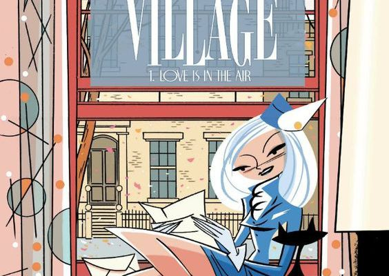 Greenwich Village, tome 1 : Love is in the air - Antonio Lapone et Gihef