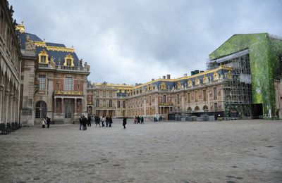 Versailles intimes: les coulisses de l'Opéra Royal