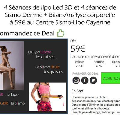 Tarifs pour l'ouverture du centre Sismo Lipo de Cayenne GUYANE - Florence Raybaud