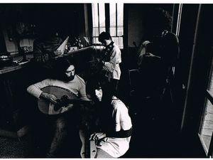 sourdeline, un groupe de folk français mythique qui fut complètement oublié après avoir écumé et enregistré dans les années 1970