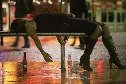L'alcool : la boisson du diable